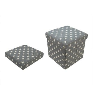 Star Storage Ottoman by Northl..