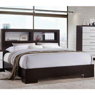 Orren Ellis Hammoud Effortlessly Plain Wooden Panel Bed