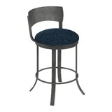 Bastian Swivel Bar & Counter Stool by Williston Forge