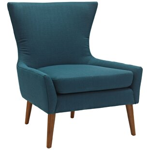 George Oliver Giffin Upholstered Fabric Side Chair