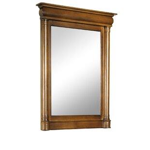 Reviews John Adams Small Vanity Mirror ByKaco International