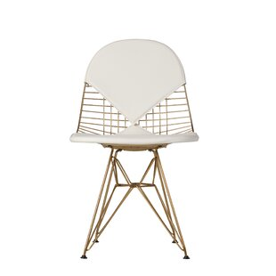 High Littleton Gold Side Dining Chair Brayden Studio