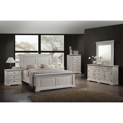Mckinney Platform Configurable Bedroom Set