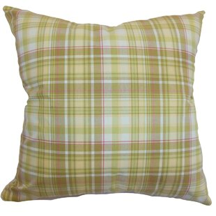Banff Cotton Throw Pillow
