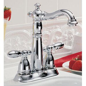 Delta Victorian Double Handle Bar Faucet