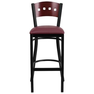 Price comparison Thornfeldt 32 Bar Stool by Red Barrel Studio Reviews (2019) & Buyer's Guide