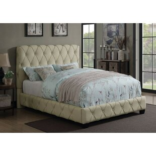 Looking for Brea Upholstered Panel Bed by House of Hampton Reviews (2019) & Buyer's Guide