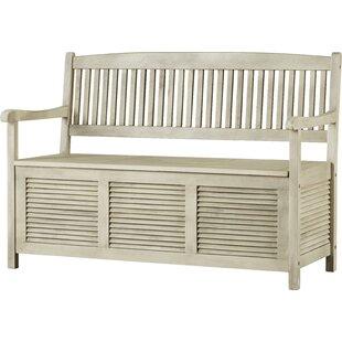 Brisbane Acacia Garden Storage Bench
