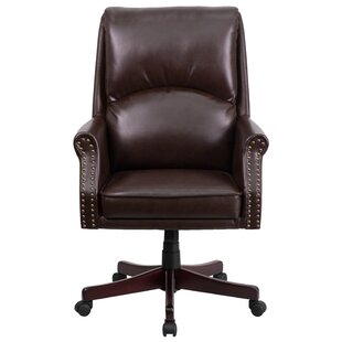 Read Reviews Worthley Executive Chair by Symple Stuff Reviews (2019) & Buyer's Guide