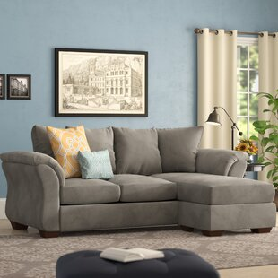 Torin Reversible Sofa Chaise by Andover Mills