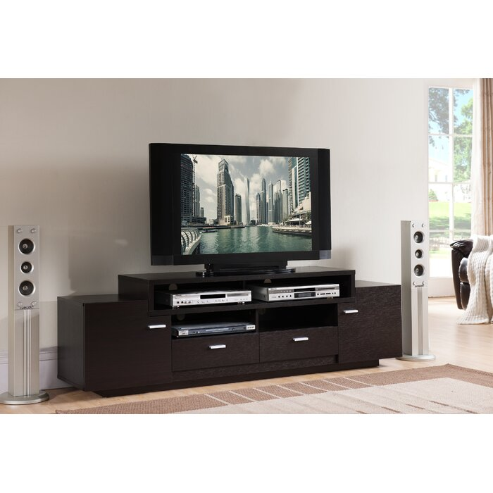 Aston Solid Wood TV Stand for TVs up to 78 inches