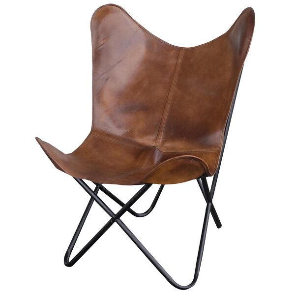 Union Rustic Norwood Butterfly Lounge Chair & Reviews by Union Rustic