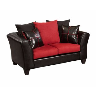 Affordable Price Paleczny Loveseat by Ebern Designs Reviews (2019) & Buyer's Guide
