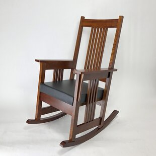Millwood Pines Mohammed Rocking Chair