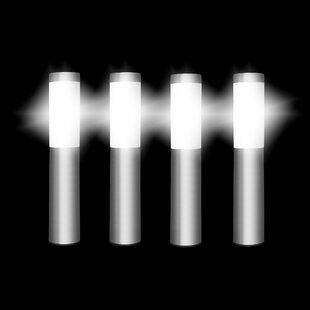 Oscar Solar Post Lights (Set Of 4) (Set Of 4) Image