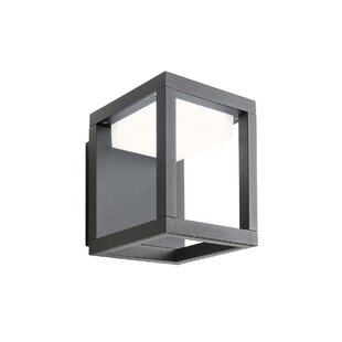 Gulielma LED Outdoor Sconce By Sol 72 Outdoor