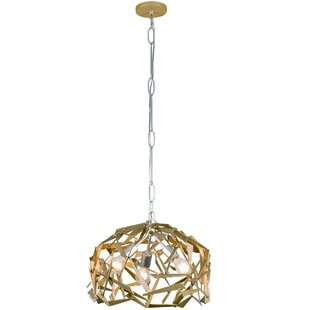 Bob 3-Light Foyer Chandelier by Brayden Studio