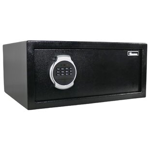 Symple Stuff Avoca Digital Home Security Safe with Electronic/Key Lock