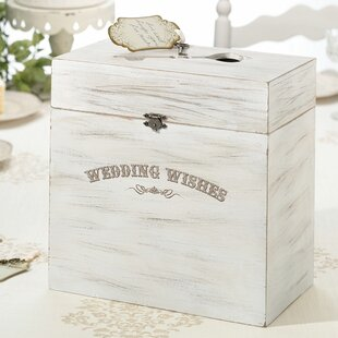Wedding Card Boxes You\'ll Love   Wayfair
