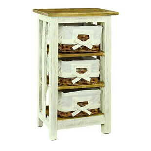 Buy clear Nina 3 Drawer Storage Chest By Antique Revival