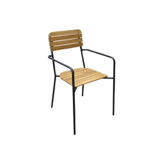 Delahunt Stacking Garden Chair (Set Of 4) Image
