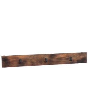 Review Dimmick Wall Mounted Coat Rack