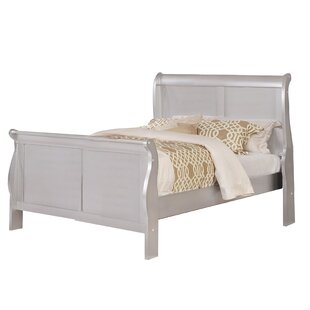 Camden Paltform Bed by House of Hampton