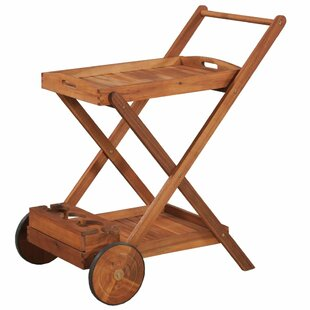 Kameron Serving Cart By August Grove