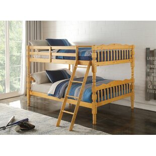 Edmiston Bunk Bed by Harriet Bee