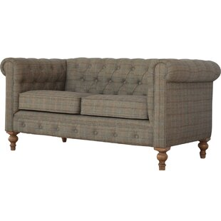 2 Seater Chesterfield Sofa By Ophelia & Co.