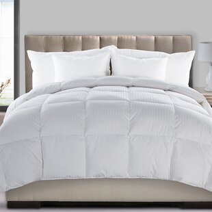 Ultra Extra Heavyweight Down Comforter by Alwyn Home #2