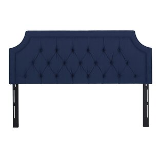 Charline Tufted Upholstered Panel Headboard By Willa Arlo Interiors