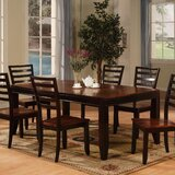 7 Piece Extendable Dining Set by Wildon Home®