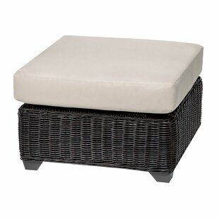 Fairfield Outdoor Ottoman with Cushion