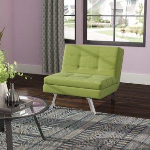 Ebern Designs Denna Fabric Fiber Reclining Sofa Bed