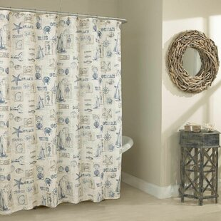 Prospero Beach Home Classic Shower Curtain
