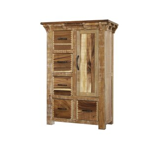 5 Drawer Gentleman's chest By Artisan Home Furniture