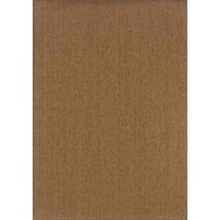 Mallory Tan Indoor/Outdoor Area Rug