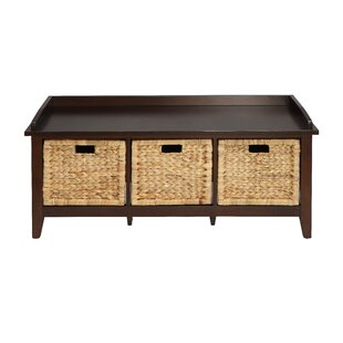 Lottie Drawer Storage Bench By Rosecliff Heights