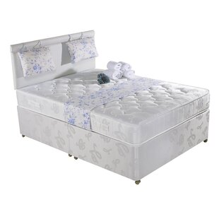 Jonny Ortho Capri Reflex Foam Divan Bed By 17 Stories