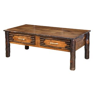Loon Peak Quist Wildwood Coffee Table