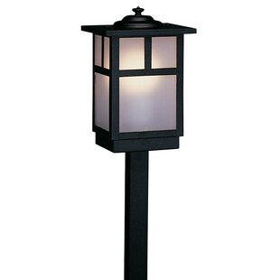 Arroyo Craftsman Mission 1-Light Pathway Light
