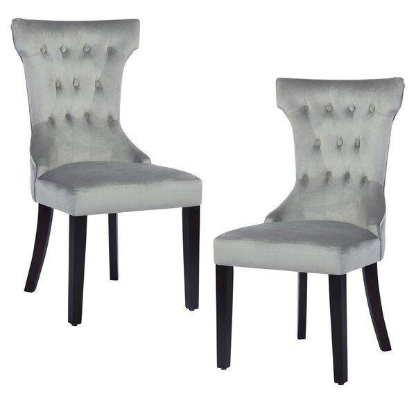 Upholstered Wingback Chair Wayfair