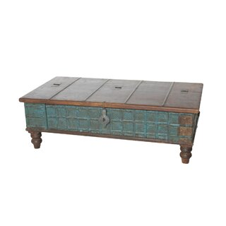 Amsterdam Box Coffee Table with Storage by Bloomsbury Market