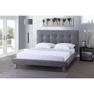 Pilar Upholstered Platform Bed By Mikado Living
