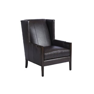 Stratton Wingback Chair by Barclay Butera