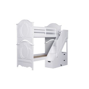 Low priced Rylie Twin Bunk Bed with Drawers by Mack & Milo Reviews (2019) & Buyer's Guide