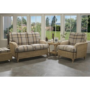 Aliyah 4 Piece Conservatory Sofa Set By Beachcrest Home