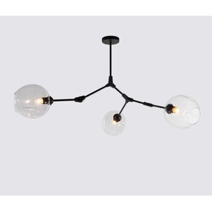 Brayden Studio Dolson 3-Light LED Chandelier