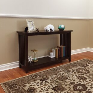 Review Fella Console Table By Red Barrel Studio
